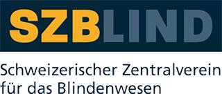Logo: Schweizerischer Zentralverein für das Blindenwesen
